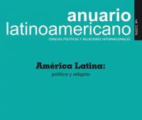 """""""Anuario Latinoamericano"""" w Index Copernicus"""