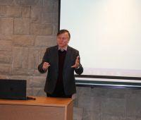 Encontro com o Prof. Henryk Siewierski sobre a Tradução...