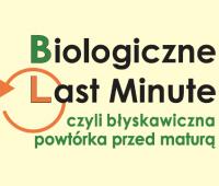 Wyniki Matury - Biologiczne Last Minute