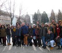 Dni orientacyjne dla studentów programu Erasmus