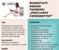Bezpłatne warsztaty Design Thinking – zapisy