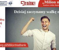 Конкурс 'Milion na bank'