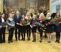 Laureatki Medalu Prezydenta Miasta Lublin w 2017 roku