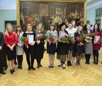 """Gala wręczenia statuetek """"Kobieta na medal 2017"""""""
