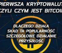 Prelekcja: Pierwsza kryptowaluta, czyli czym jest Bitcoin