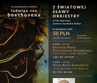 XXI Wielkanocny Festiwal Ludwiga van Beethovena