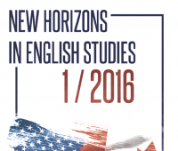 New Horizons in English Studies - nowe czasopismo w...