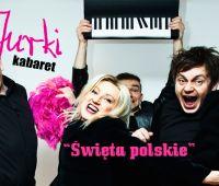 Kabaret Jurki wystąpi w Chatce Żaka 17 czerwca