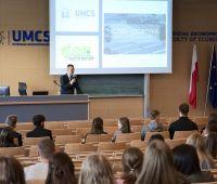Dzień Logistyka na Wydziale Ekonomicznym UMCS