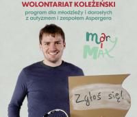 """Zostań wolontariuszem """"Mary i Max"""" w Lublinie!"""