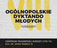 Wyniki VIII Ogólnopolskiego Dyktanda Młodych na KUL