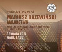 Mariusz Drzewiński - Malarstwo