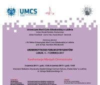 Uniwersyteckie Forum Dyrygentów (5-7 czerwca)