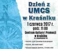 Dzień z UMCS w Kraśniku