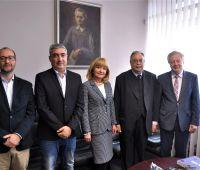 Visita do Embaixador de Portugal na UMCS