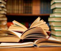 Wystawa anglojęzycznych książek naukowych