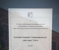 """Alter Idem"" z Medalem Prezydenta Miasta Lublin"