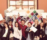 Урочисте вручення сертифікатів учасникам курсів польської...