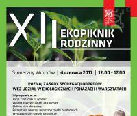 XII Ekopikinik Rodzinny (4 czerwca)