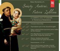 Konferencja naukowa pt.: Święty Antonii patron Lublina