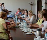 Wizyta delegacji ukraińskiej na UMCS