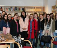 Dinameire Rios i Clarissa Macedo - wykłady nt. literatury...