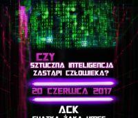 """""""Czy sztuczna inteligencja zastąpi człowieka?"""""""