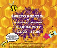 Święto Pszczół w Ogrodzie Botanicznym - 2 lipca