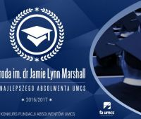Poszukiwany najlepszy absolwent UMCS