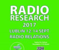 Radio Relations - konferencja, 12-14 września