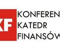 Konferencja Katedr Finansów - Finanse dla rozwoju