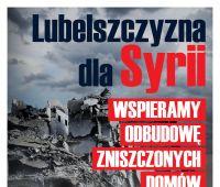Lubelszczyzna dla Syrii