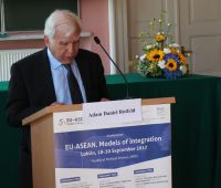 """EU-ASEAN. Models of integration"" – relacja"