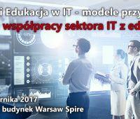 Forum współpracy sektora IT z edukacją