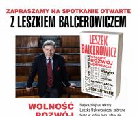 Лекція проф. Л. Бальцеровича на економічному факультеті УМКС