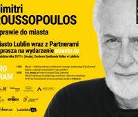 Dimitri Roussopoulos o prawie do miasta