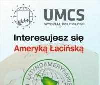Dołącz do Koła Latynoamerykanistów UMCS!