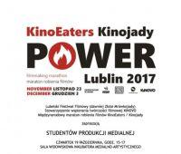 Zaproszenie na KinoEaters/Kinojady POWER