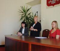 Spotkanie reprezentantów Wydziału Pedagogiki i...