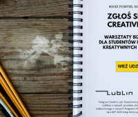 Dołącz do Creative Lab!