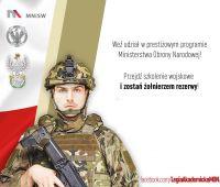 Przejdź szkolenie wojskowe i zostań podoficerem!
