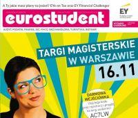 Nowe wydanie magazynu Eurostudent!