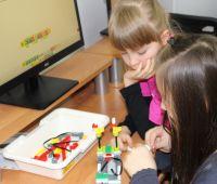 Montownia Robotów z LEGO Education WeDo