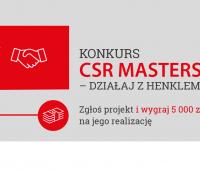 Już II edycja CSR Masters – działaj z Henklem!