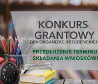 Konkurs grantowy Biura Promocji - przedłużenie terminu...