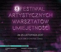 VIII Festiwal Artystycznych Warsztatów Umiejętności
