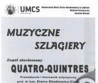 Koncert Muzyczne Szlagiery