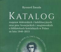 Biblioteki kościelne w Polsce 1946-2015