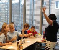 Wizyta uczniów ze Szkoły Podstawowej w Tarnogrodzie