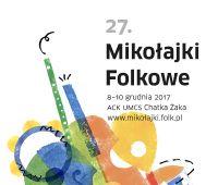 Mikołajki Folkowe - 8-10 grudnia